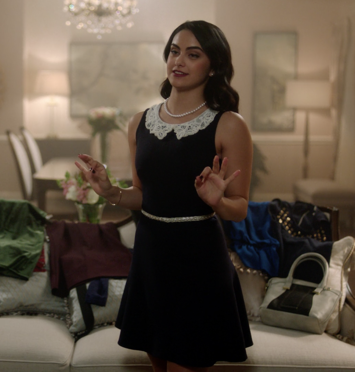 "veronica lodge  riverdale ""chapter nine la grande"