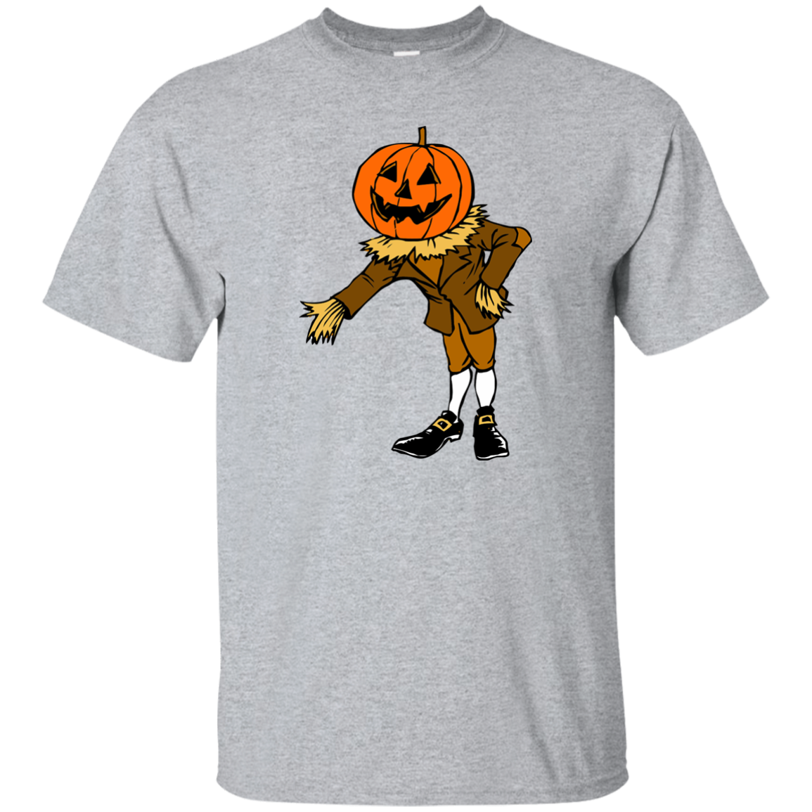 253c07e82 G200 Gildan Ultra Cotton T-Shirt / Pumpkin Man in 2018 | Halloween ...