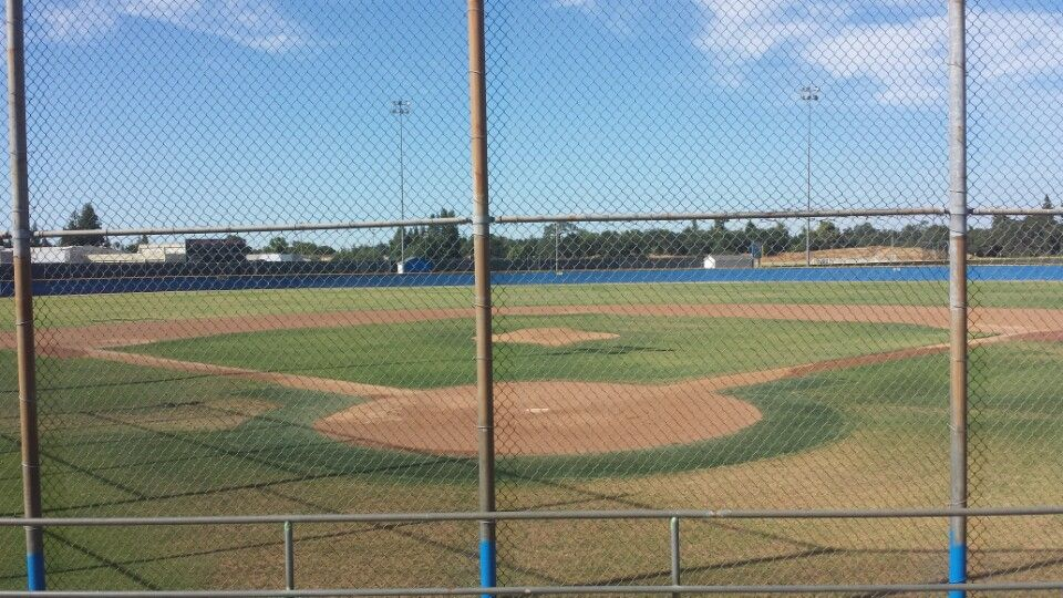 American River College Baseball Field College Baseball River