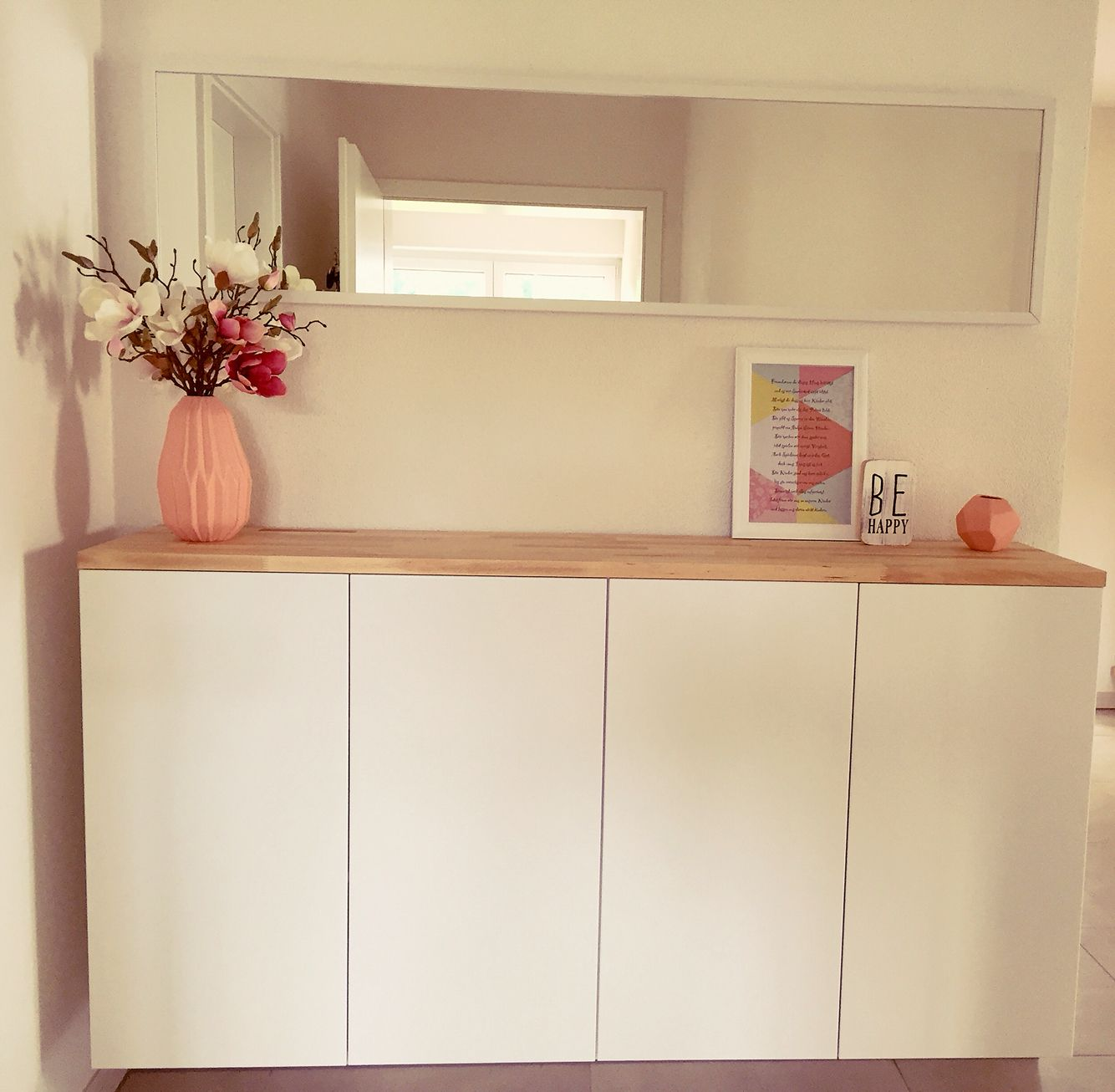 diy ikea metod schuhschrank lowboard in 2019 entryway cabinet shoe cabinet und ikea hack. Black Bedroom Furniture Sets. Home Design Ideas