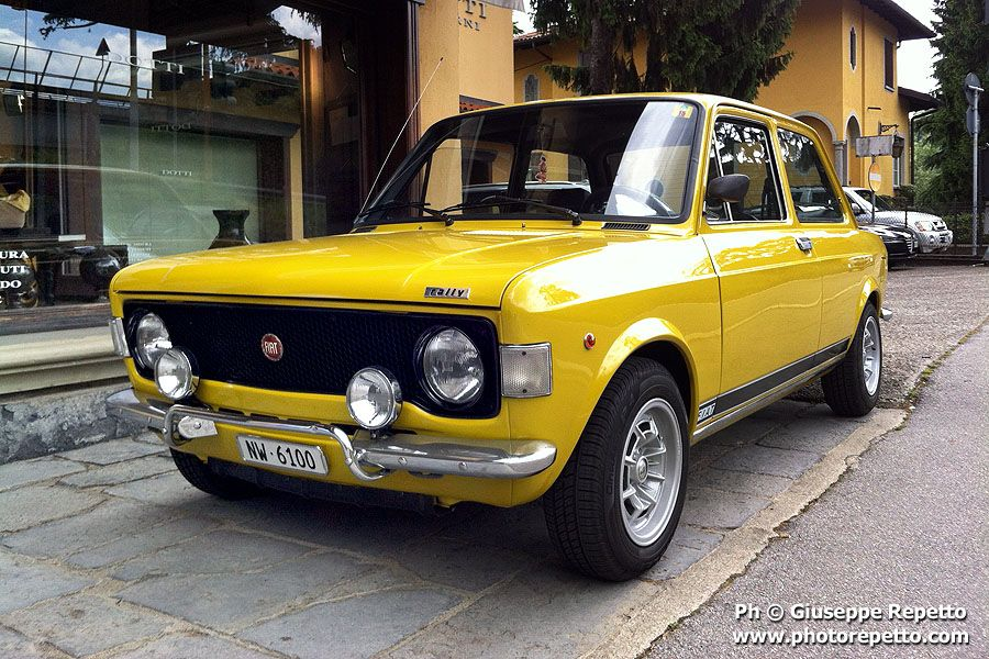 Fiat 128 Rally For Www Gtclassic It Digital Sport Classic Car