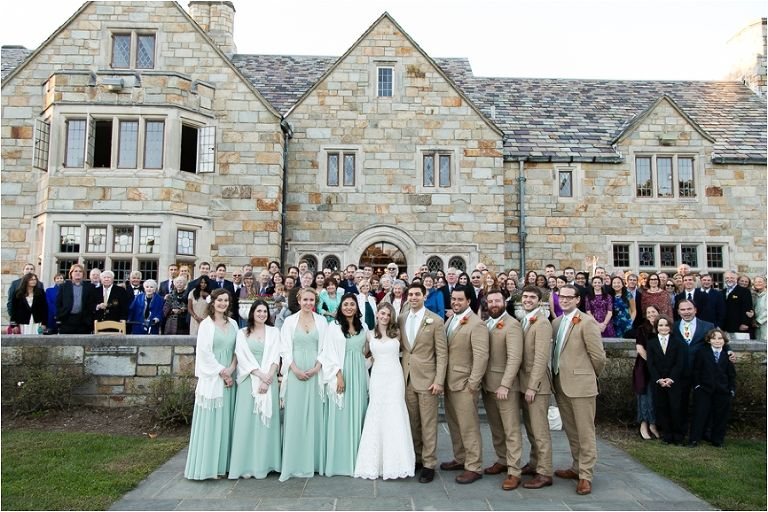 Gallaher Mansion Is A Truly Unique Wedding Venue In CT Located Norwalk