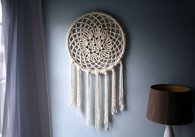 crochet attrapes r ves attrapes r ves pinterest macram crochet et attrape r ve. Black Bedroom Furniture Sets. Home Design Ideas
