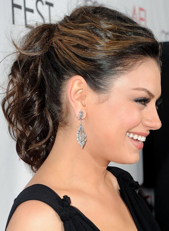 20 Amazing Layered Hairstyles For Curly Hair | Curly, Layered ...