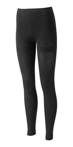 337accfb1 Apt 9 Womens Plush Lined Legging Footless Tights ML Black    Read more  reviews of the product by visiting the link on the image.