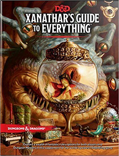 Pdf Download Xanathar S Guide To Everything Free Pdf Dungeons