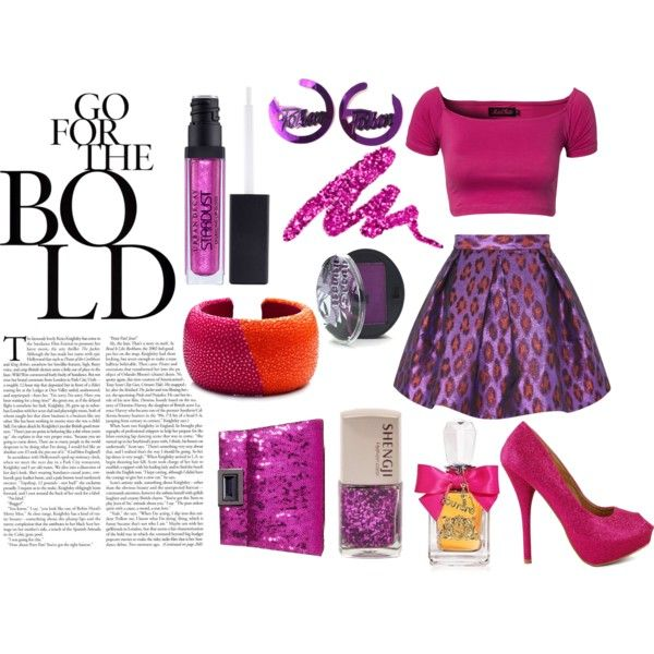 """""""6/50: Purple + Pink"""" by eiluned on Polyvore"""