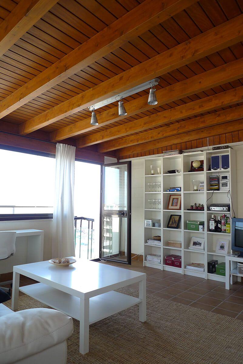 COBERTI Ampliación de vivienda en madera con ventanas de PVC y ...