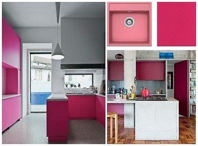 Fregaderos de color en el dise o de la cocina fregaderos pinterest - Fregaderos de diseno ...