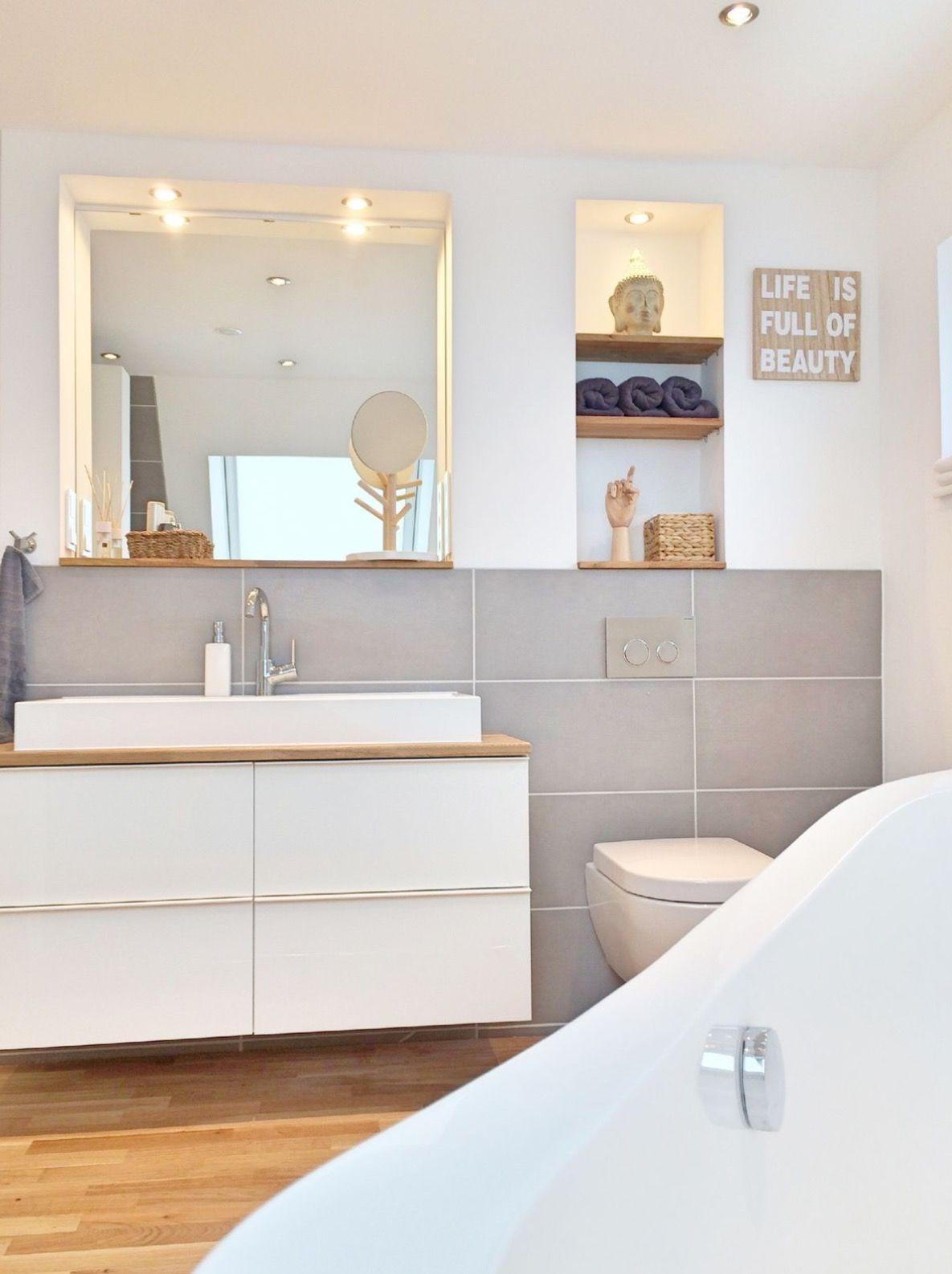 Badezimmer ideen klein grau pin von mara harderberger auf badezimmer  pinterest  badezimmer