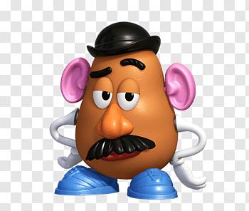 Toy Story Mr Potato Head Digital Artwork Mr Potato Head Sheriff Woody Buzz Lightyear Toy Story Mrs Potato H Slinky Toy Mr Potato Toy Story Toy Story Slinky