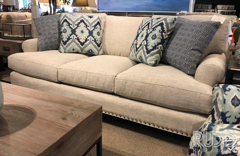 Exceptional Craftmaster Sofa $1219 In Fabric Trinidad 10