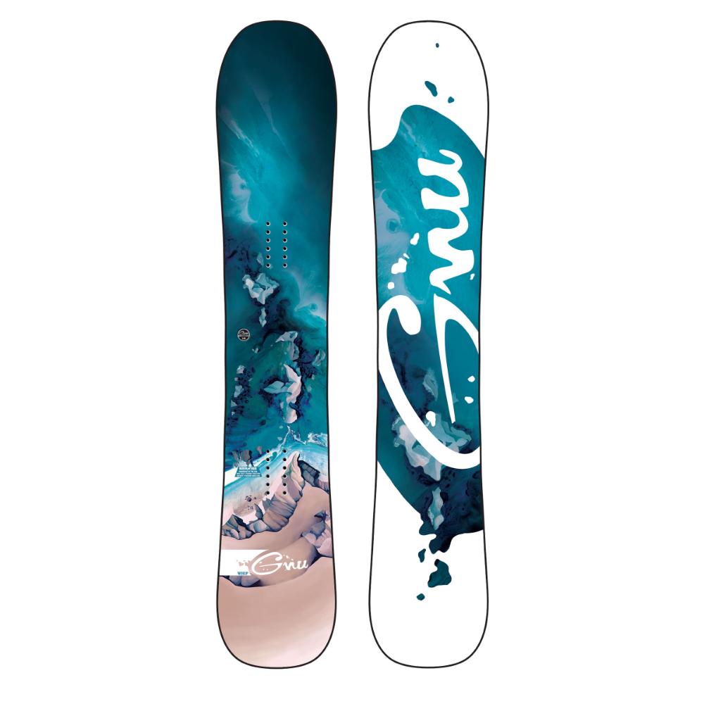 GIRLS snowboard decal teal sticker snow board women snowboarding