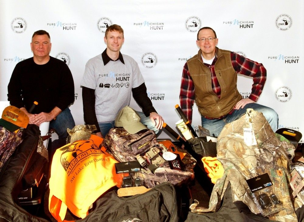 Last chance to apply for Pure Michigan Hunt Pure