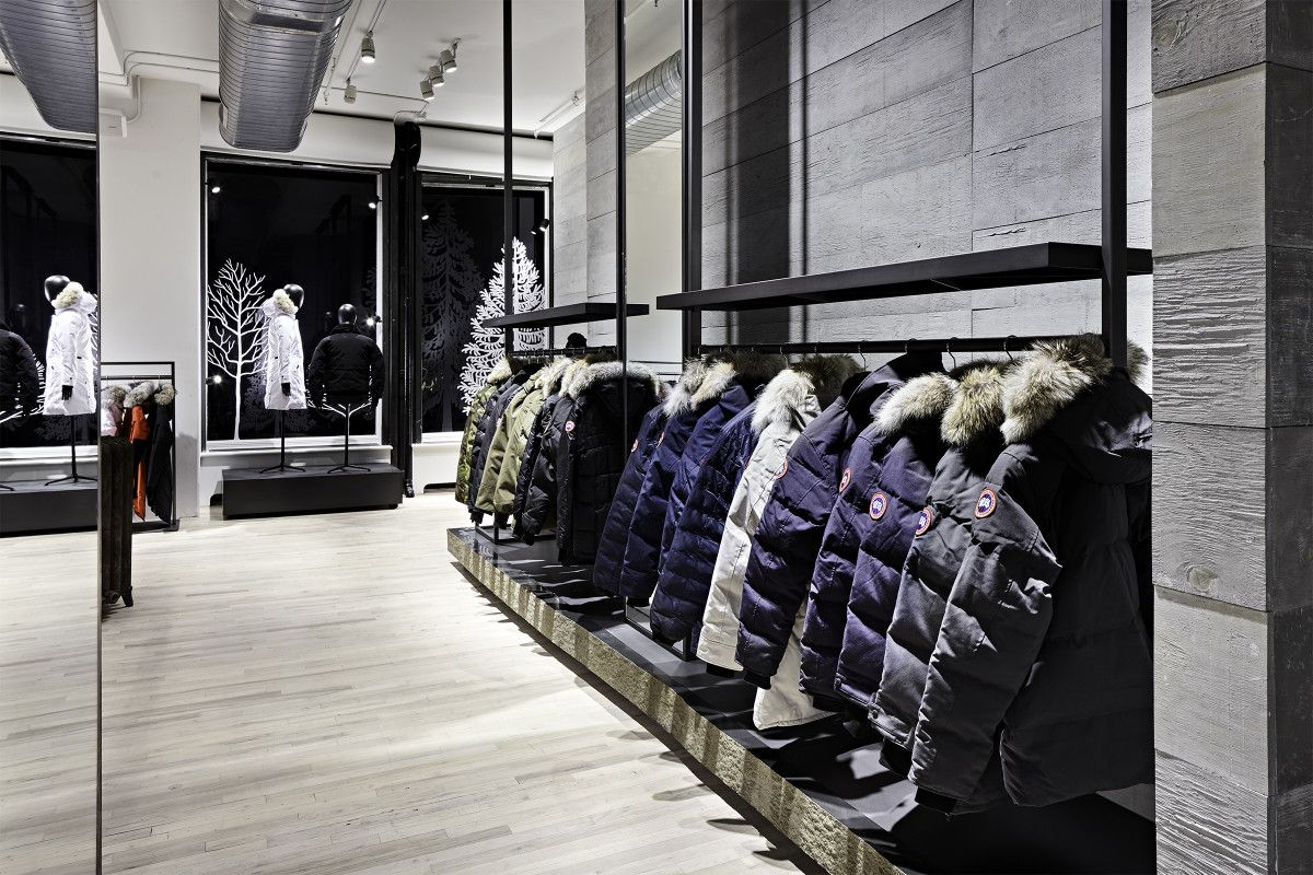 Image Result For Canada Goose Store Canada Goose Store Canada Goose Retail Store
