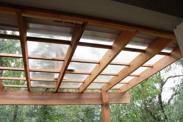 Covers Modular Polycarbonate Panel System Used To Cover