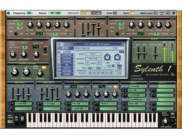 Lennar Digital Sylenth1 Software Synthesizer | music insp | Music