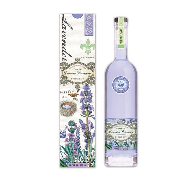Michel Design Works Lavender Rosemary Bubble Bath $19