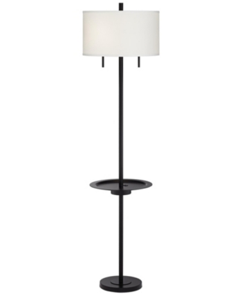 Metal Floor Lamp With Tray And Usb Port Products In 2019