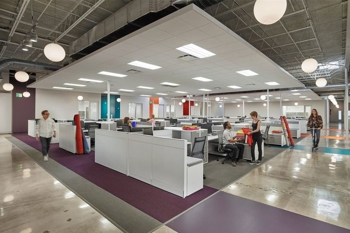 Valley Forge Fabric Office By Stantec Fort Lauderdale Florida Retail Design Blog