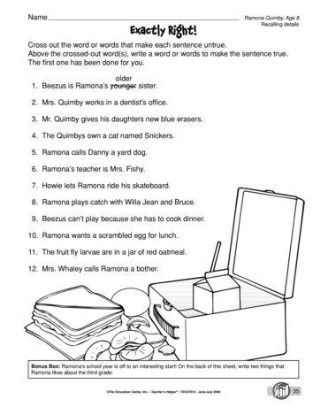 ramona quimby age 8 pdf download