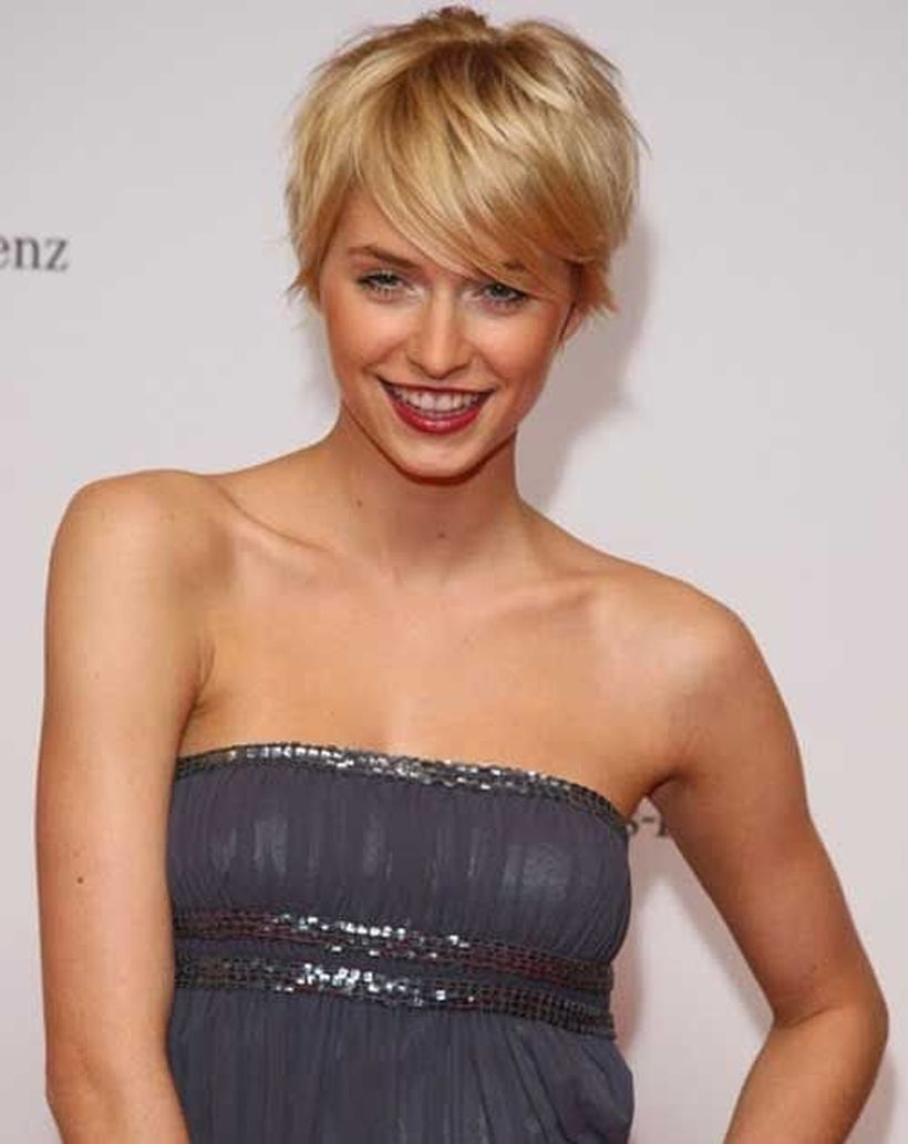 Cool short pixie blonde hairstyle ideas blonde hairstyles