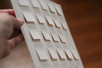 How To Make A Blank Advent Calendar That Can Be Personalised Cards