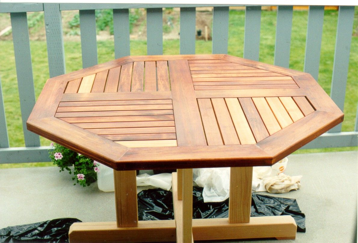 Outdoor wood table plans - Diy Building Plans For A Picnic Table Backyard Ideas Pinterest Picnic Tables Picnics And Building