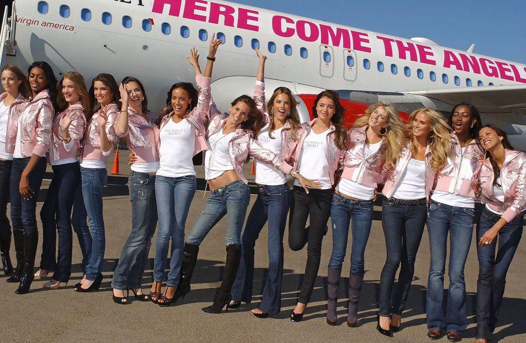 Miranda Kerr Photos Photos Victoria S Secret Models Arrive In Los Angeles Victoria Secret Victorias Secret Models Miranda Kerr