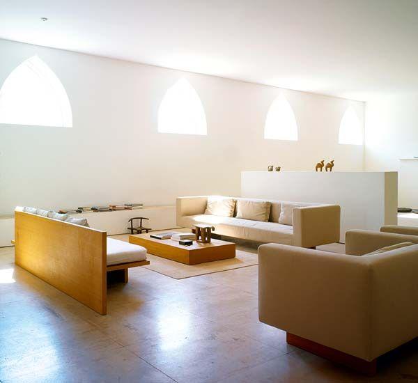 Claudio Silvestrin  House in Aix en Provence