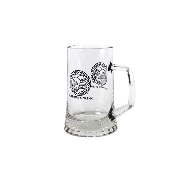 Jarra - Skyrim - Dead Mans Drink Beer  Jarra de cristal inspirada en el videojuego Skyrim.