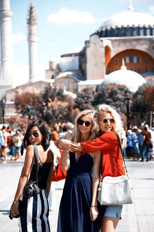 Seeyou Turkey - Google+#hagiasophia museum (garypeppergirl)