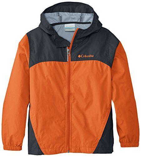 Columbia Boys Glennaker Rain Jacket