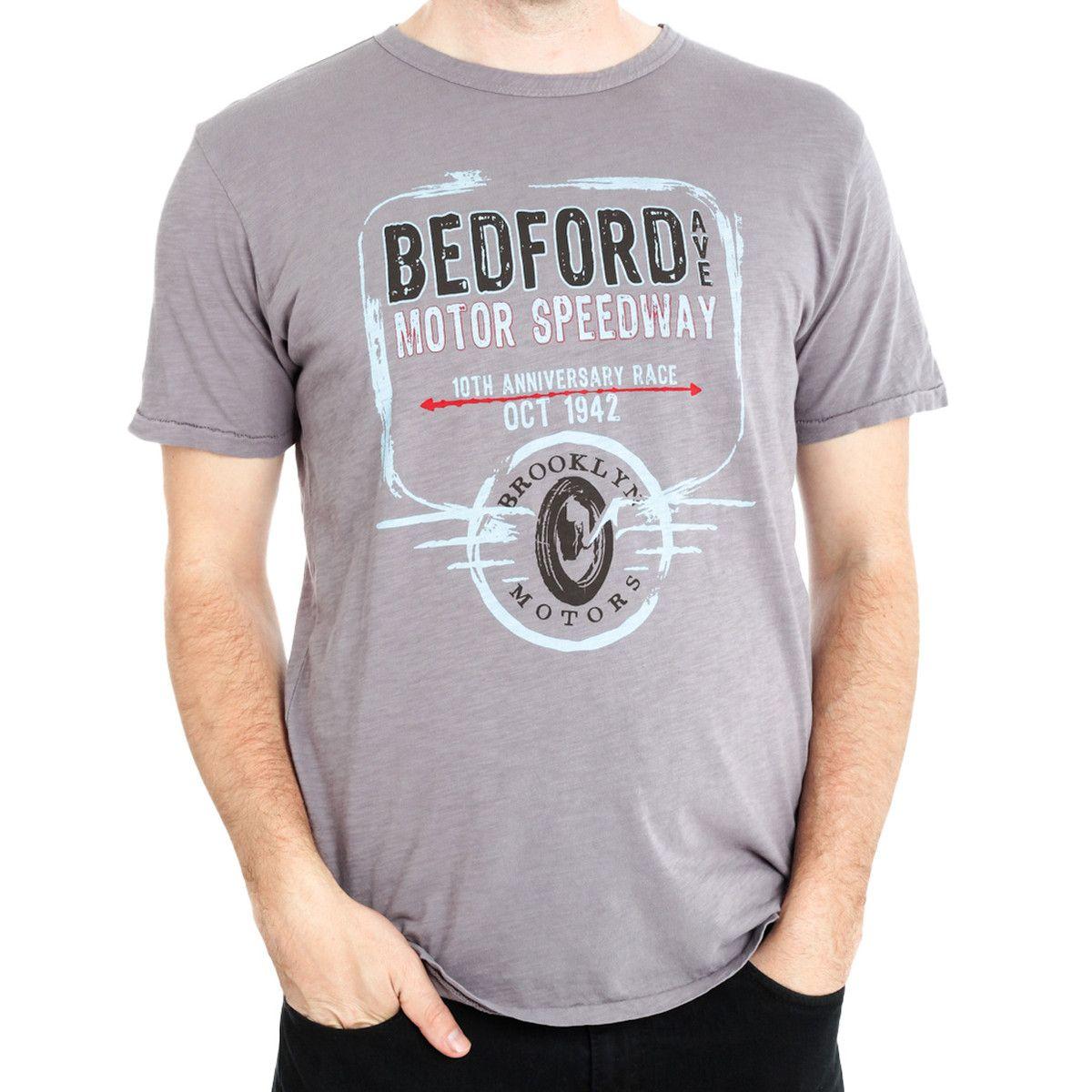 245273010 Bedford Ave Tee by Brooklyn Motors   Apparel I Like   Tech ...