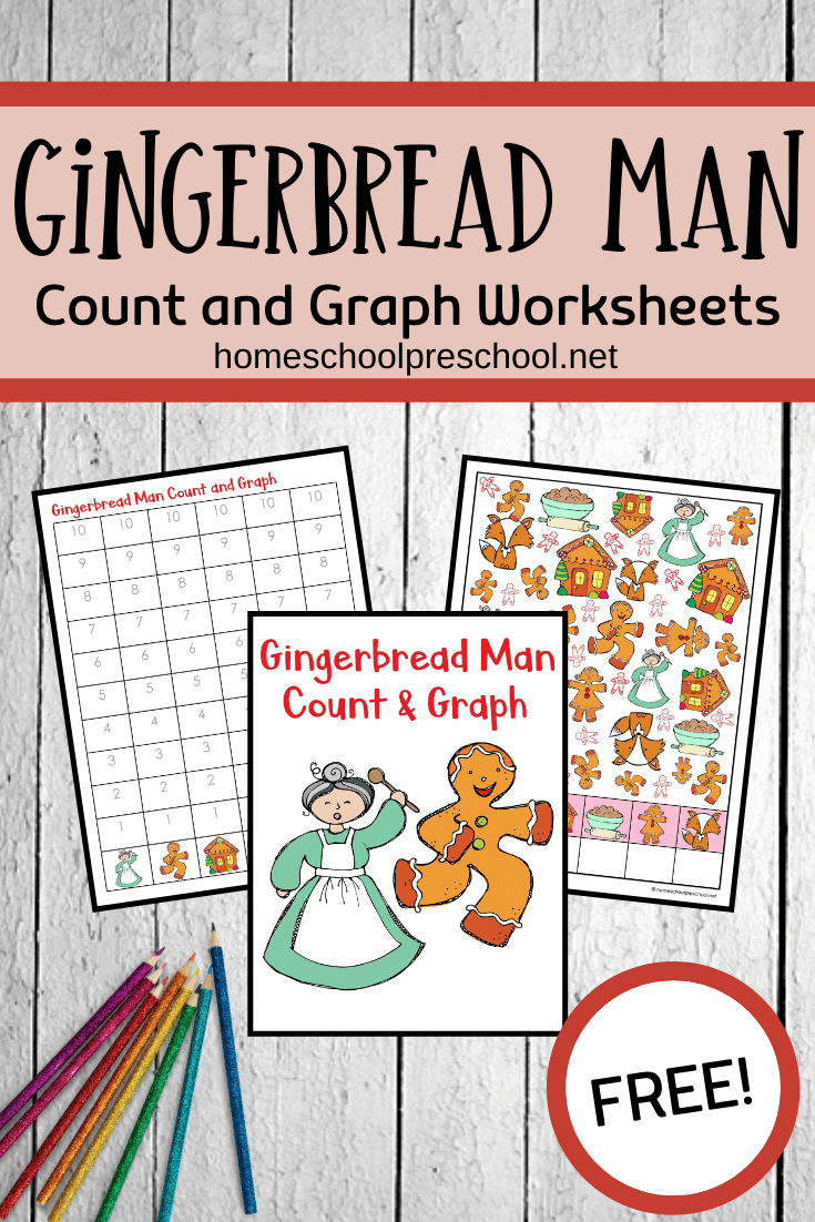 Free Gingerbread Man Count And Graph Worksheets Gingerbread Man Math Activities Holiday Math Holiday Math Activities [ 1102 x 735 Pixel ]