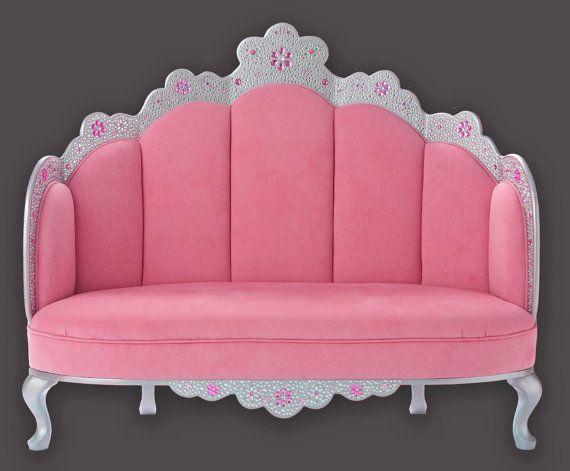 Tiara Diamond Princess Sofa Emma Would Go Crazy For This