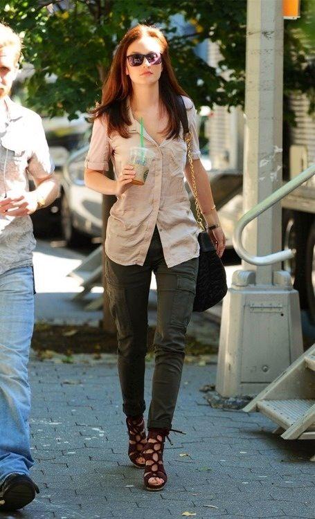 Leighton Meester | Street Style ♥