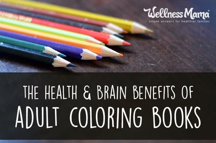 Health Benefits Of Adult Coloring Books Research Supports The For