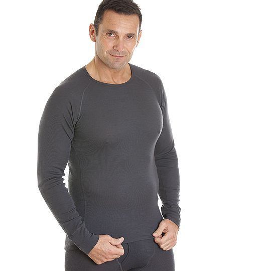 The Falcon - Graphite. a long sleeve top with a honeycomb knit structure that improve comfort by managing your core body temperature through the sweat / chill cycles by moving heat and sweat away from the skin surface. The figure hugging fit makes this style an ideal base layer.