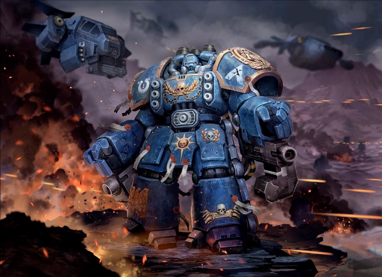 40k Wallpapers Imgur Warhammer 40k Kriegshammer Space Marine