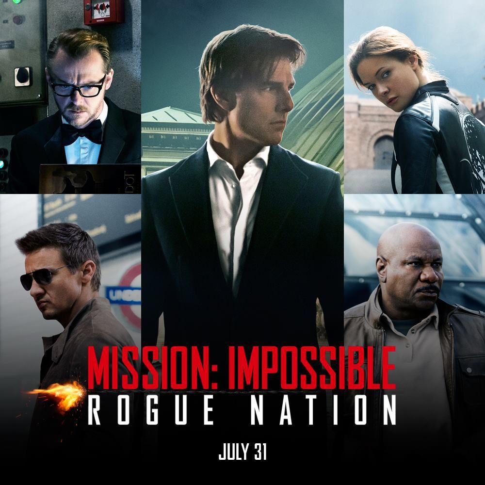 Mission Impossible Rogue Nation International Tv Spot Mi Top