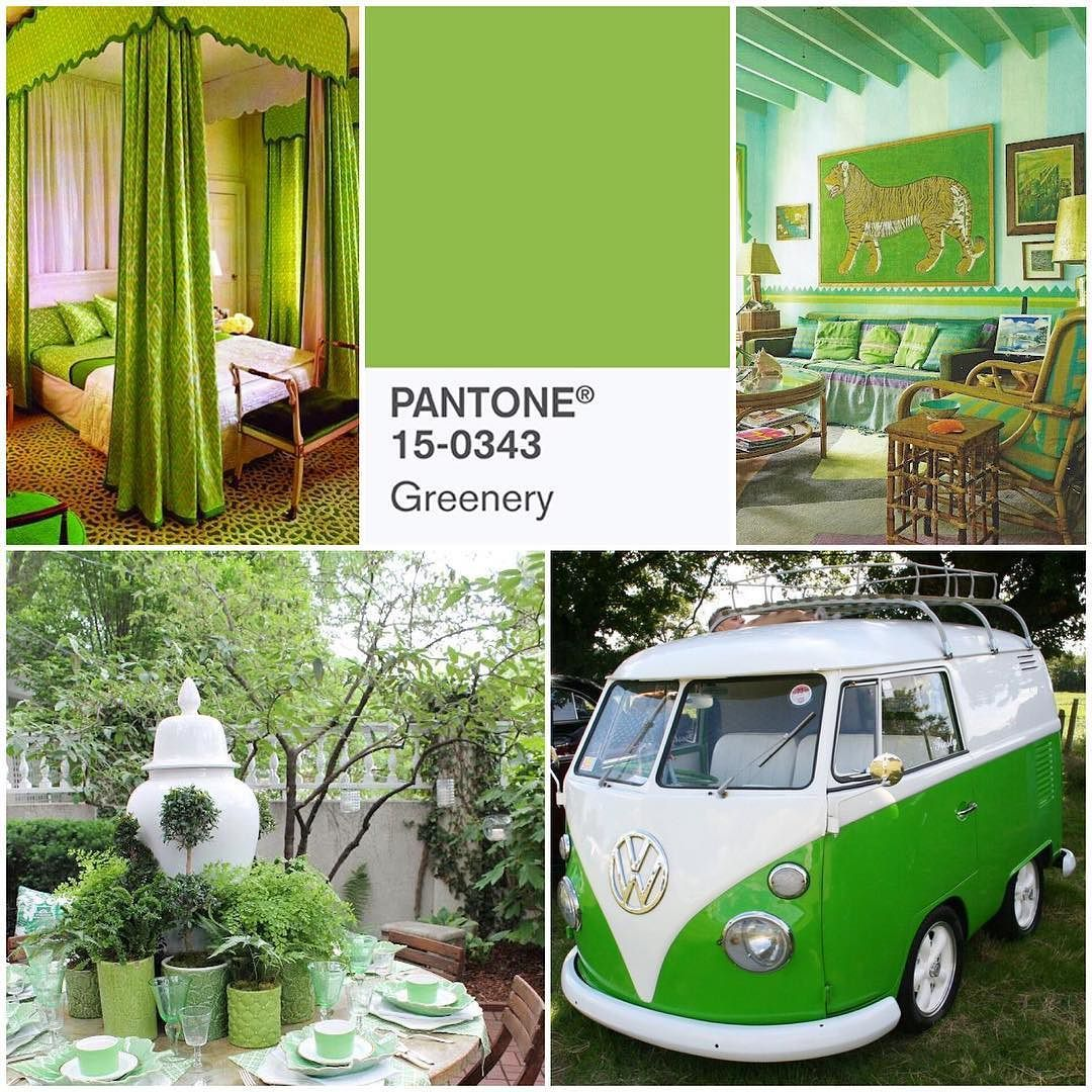 Pantone s colour of the year 2017 greenery in kids rooms - Pantone Color Of The Year 2017 Is Greenery This