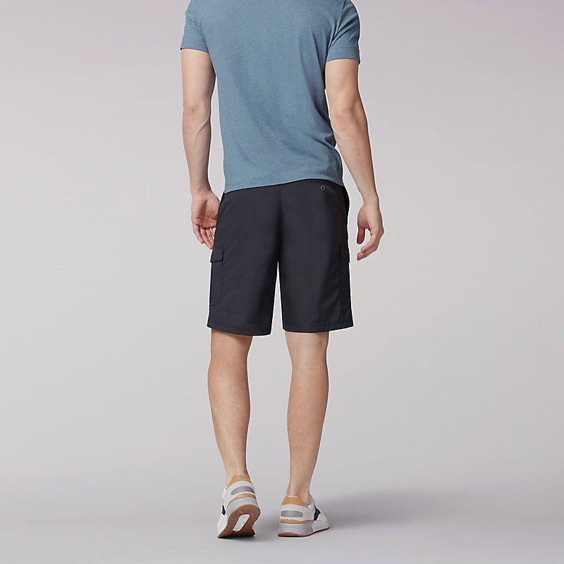 Lee Men S Extreme Comfort Tech Cargo Shorts Size 32 Shorts