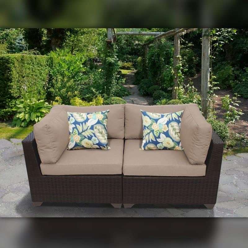 Delacora Tkc Dpf Bel02a Products Outdoor Furniture Sofa