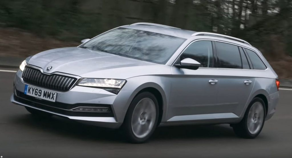 2020 Skoda Superb Iv Estate Phev Is It One Of The Best Family