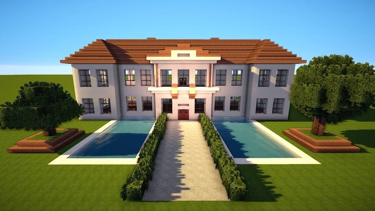 Großes Minecraft Haus