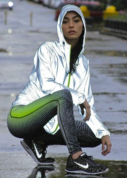 Nike gear for running   | Check out their website for more Fitness Gear for Ladies. Super nice stuff that they carry