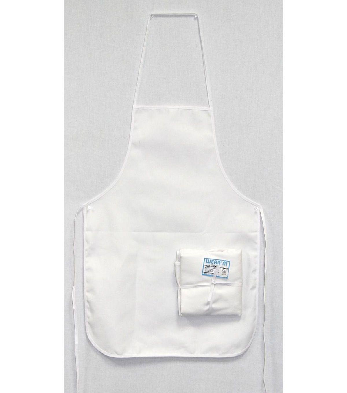 White apron joann fabrics - Adult Apron Value Pack White