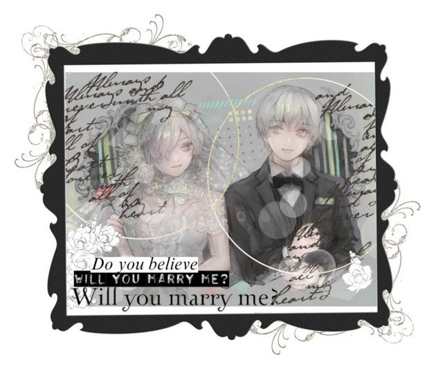"""""""Marry me?"""" by kikio1313 on Polyvore featuring arte"""