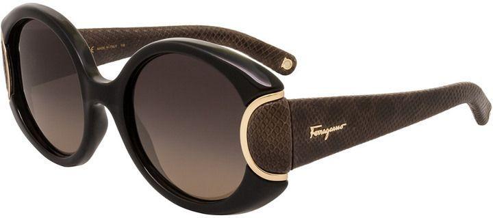 48c88461c7 Salvatore Ferragamo Women s Sf811sl Ltd Signature 54Mm Sunglasses ...